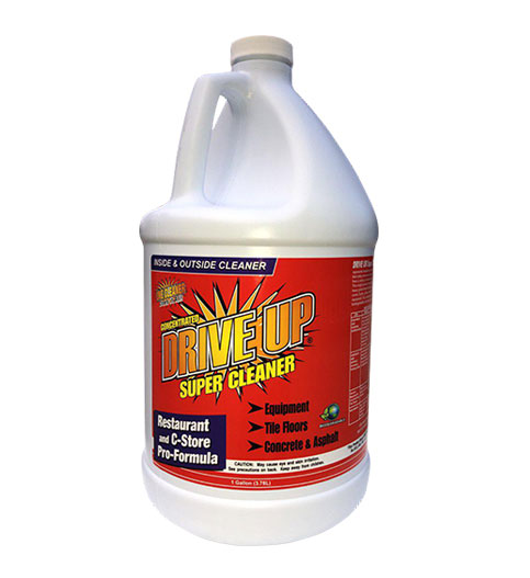 Drive Up Super Cleaner 1 Gallon