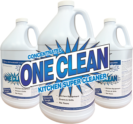 Products for Effective Kitchen Cleaning