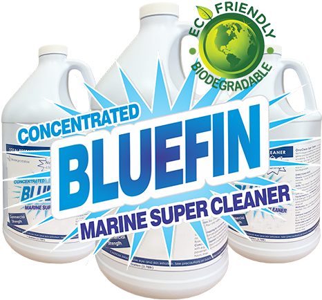 BlueFin Green Cleaner for Boats