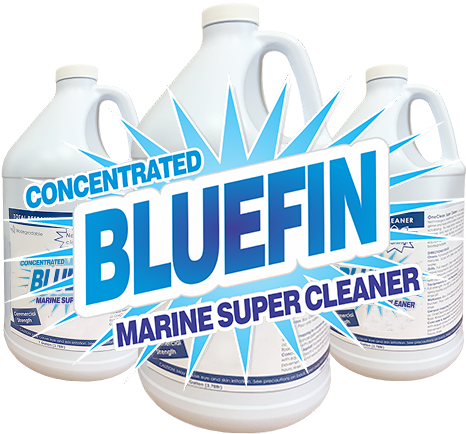 How to Clean Boats & Marine Equipment | BlueFin Marine Eco Cleaner