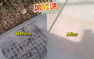 Concrete stain removal products