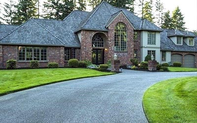 Cleaners for residential driveways