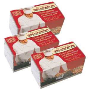 Grillmaster Medium Pumice Stone Brick pack of 3