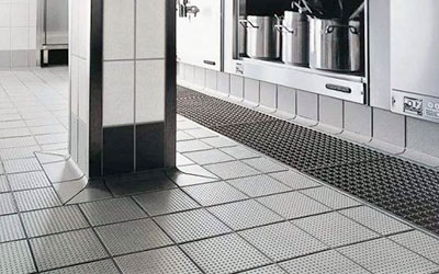 No Rinse Floor Cleaning for Kitchens