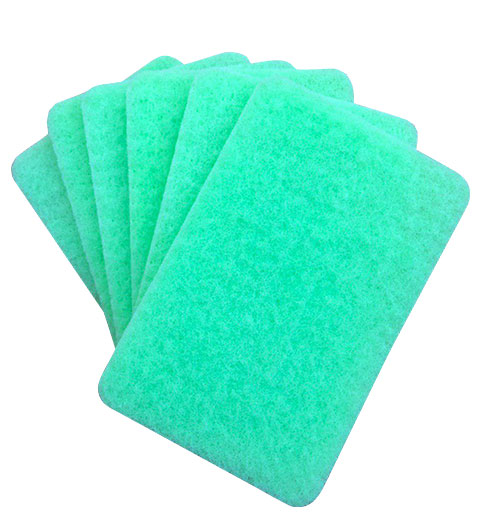 Pack of 6 No Scratch Cleaning Sponges