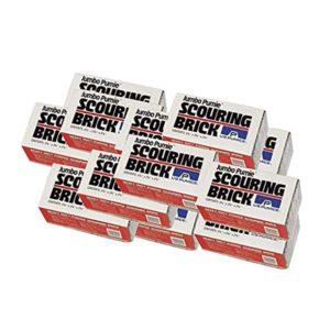 Pack of 12 Jumbo Pumie Scouring Brick
