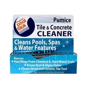 Poolblok pb-80 concrete cleaner pumice stone